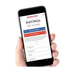 Disfruta con la app para móviles android e ios de las mejores carreras de caballos por internet desde Estados Unidos legal