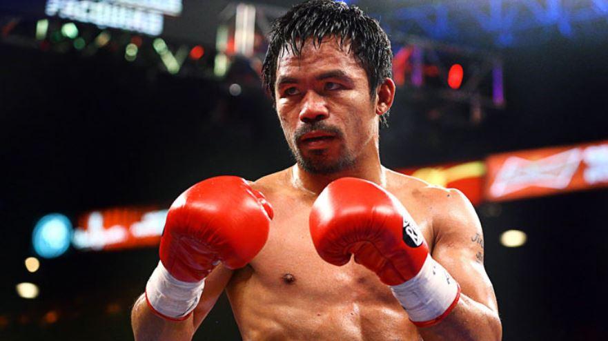 Manny Pacquiao es popular en las apuestas deportivas boxeo online