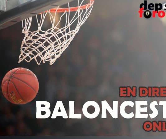 Ver partidos de baloncesto online con bet365