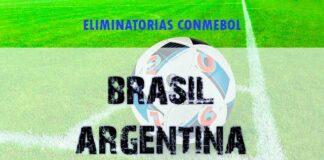 Apuestas Brasil vs Argentina eliminatorias Mundial 2022