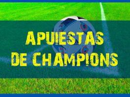apuestas de la champions league jornada 1 momios y probabilidades previa partidos
