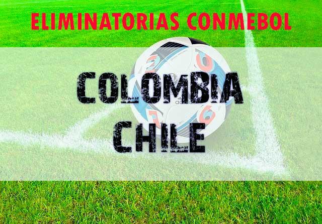 Apuestas Colombia vs Chile hoy 9 septiembre 2021 eliminatorias CONMEBOL