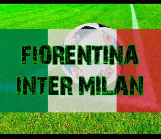 Apuestas de la Serie A Hoy Fiorentina vs Inter Milán 21 s eptiembre 2021