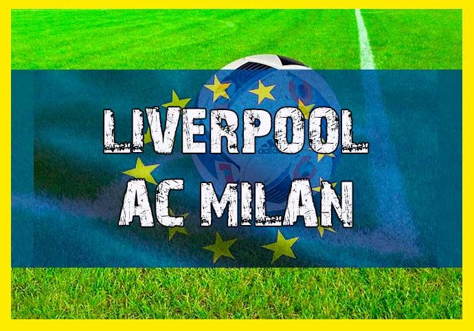 Liverpool vs Milan apuestas momios y pronóstico
