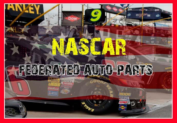 Apuestas en carreras de Nascar Federated Auto Parts