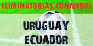 Apuestas para el Uruguay vs Ecuador de hoy 8 de septiembre en las eliminatorias para el mundial 2022 en la CONMEBOL