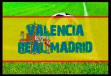 Apuestas de la Liga Española Valencia vs Real Madrid hoy domingo 19 septiembre 2021