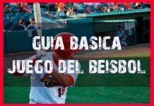 Como entender el juego del béisbol guía básica