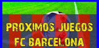 Próximo partido del FC Barcelona en Liga o Champions