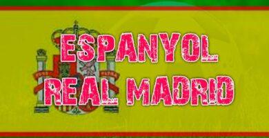 momios espanyol vs real madrid online