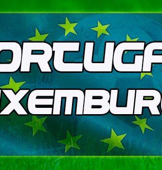 Apuestas para el juego Portugal vs Luxemburgo de hoy martes 12 de octubre 2021