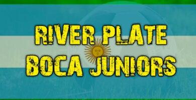 River plate vs Boca Juniors en vivo online