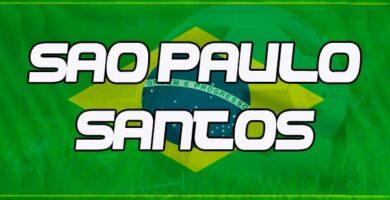 apostas Sao Paulo vs Santos hoy