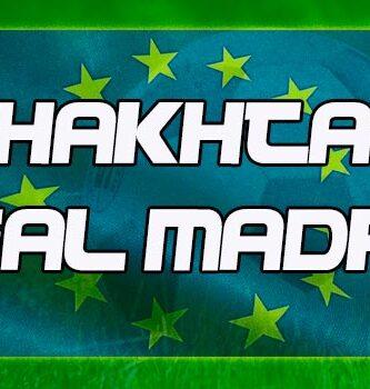 Como están las apuestas Shakhtar Donetsk vs Real Madrid hoy en la Champions League